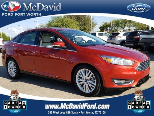 Fort Worth Focus >> Used Ford Focus For Sale In Fort Worth Tx U S News World Report