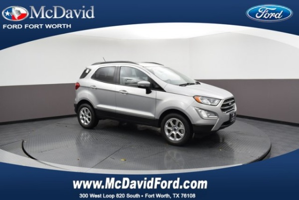2020 Ford EcoSport in Ft. Worth, TX