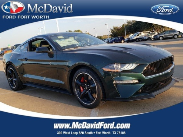 2019 Ford Mustang in Ft. Worth, TX