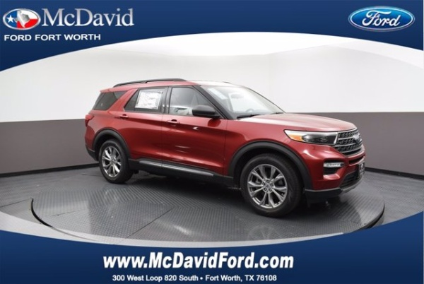 2020 Ford Explorer in Ft. Worth, TX