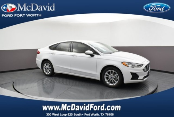 2020 Ford Fusion in Ft. Worth, TX