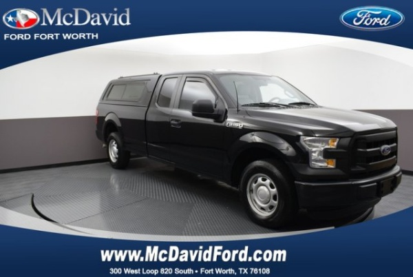 2016 Ford F-150 in Ft. Worth, TX