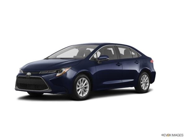 2020 Toyota Corolla XLE