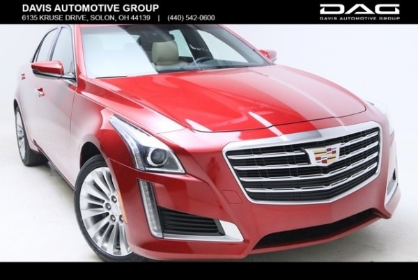 2018 Cadillac CTS in Solon, OH