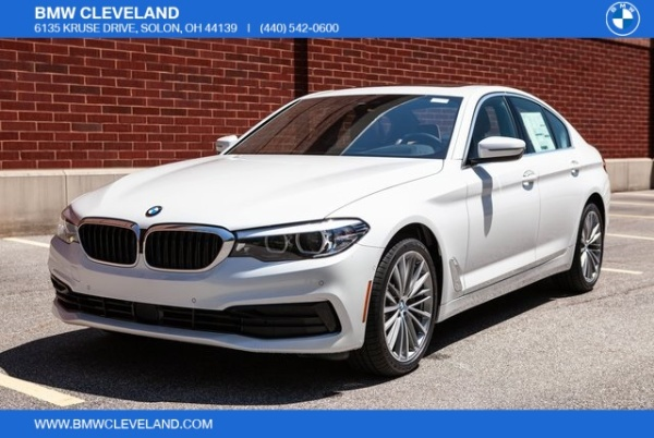 2020 BMW 5 Series in Solon, OH