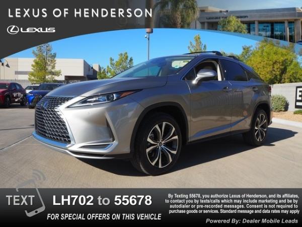 2020 Lexus RX in Henderson, NV