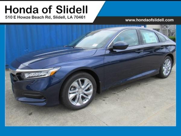 2020 Honda Accord in Slidell, LA
