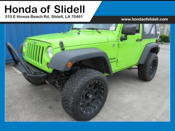 2012 Jeep Wrangler in Slidell, LA