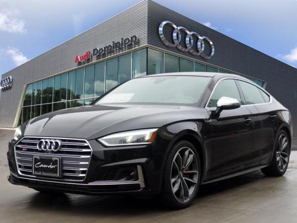 2019 Audi S5 Prestige