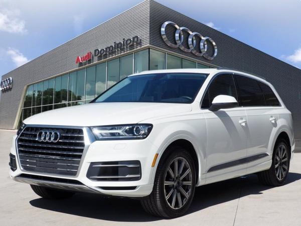 2019 Audi Q7 in San Antonio, TX