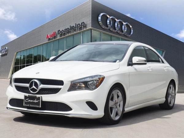 2019 Mercedes-Benz CLA in San Antonio, TX