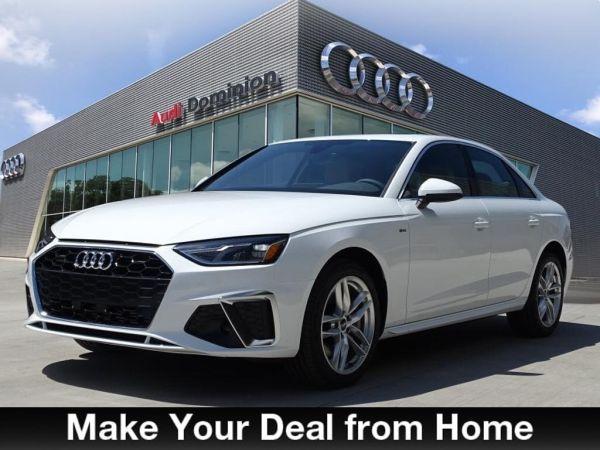 2020 Audi A4 in San Antonio, TX