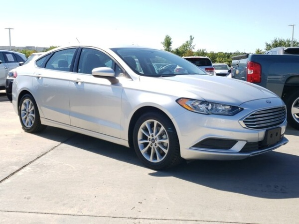 2017 Ford Fusion in Rockwall, TX