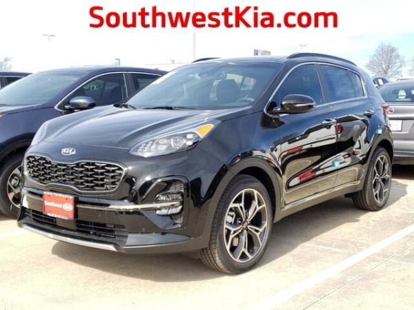 2020 Kia Sportage in Rockwall, TX