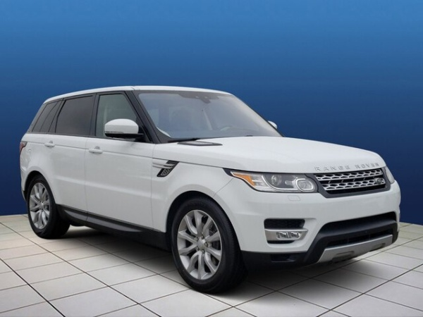 2017 Land Rover Range Rover Sport in Rockwall, TX