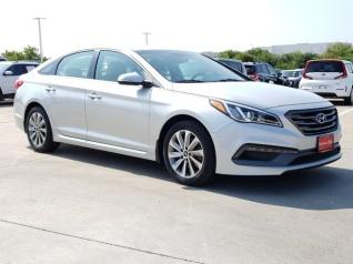Used Hyundai Sonatas For Sale In Dallas Tx Truecar