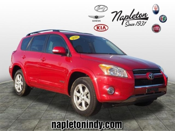 2010 Toyota RAV4 in Fisher, IN