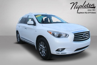 Used 2017 Infiniti Qx60 Hybrid Awd For In Fisher