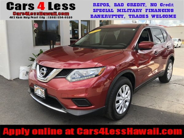 2016 Nissan Rogue in Pearl City, HI