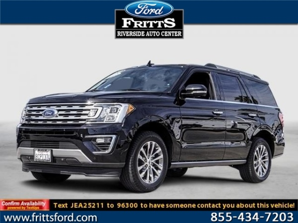 2018 Ford Expedition In Riverside Ca