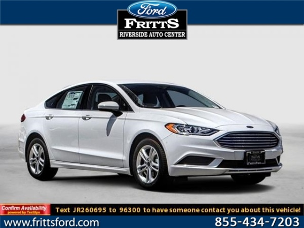 2018 Ford Fusion In Riverside Ca