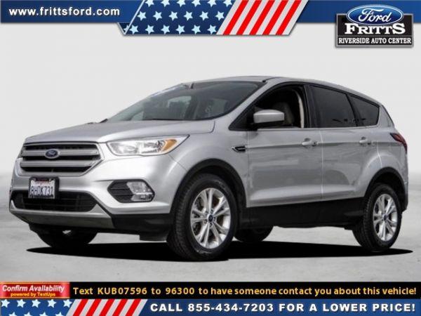 2019 Ford Escape in Riverside, CA