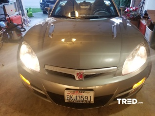 2007 Saturn Sky 2dr Conv For In Seattle Wa