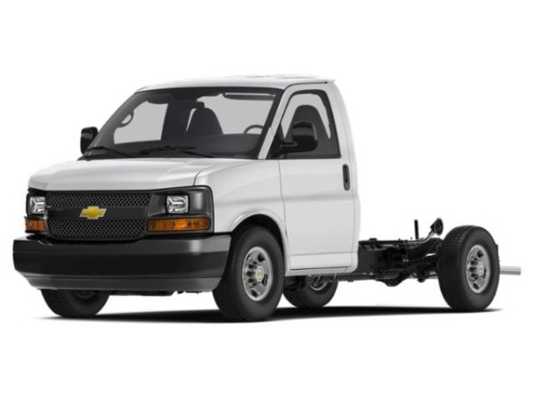 2019 Chevrolet Express Commercial Cutaway in Naples, FL