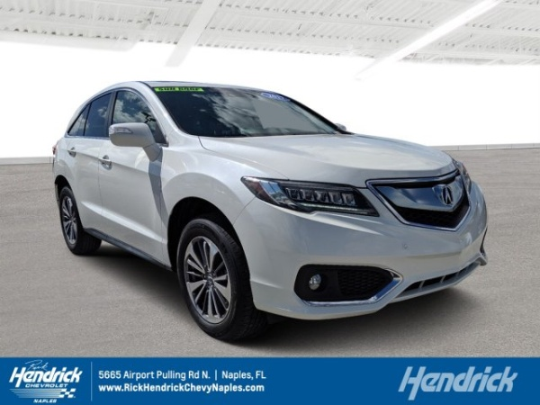 2017 Acura RDX in Naples, FL