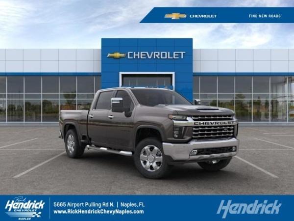 2020 Chevrolet Silverado 2500HD in Naples, FL