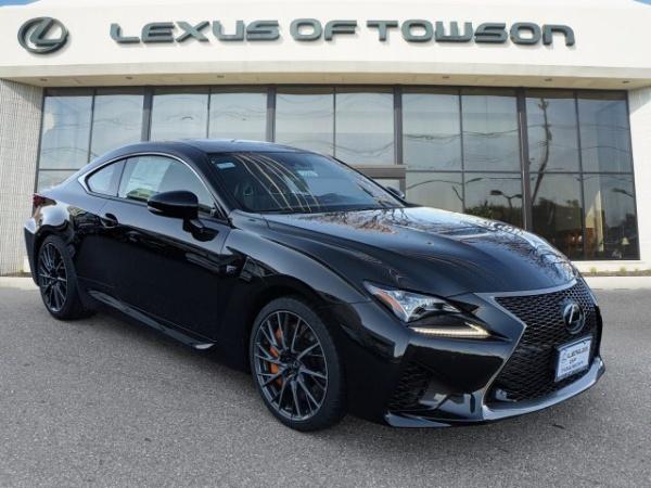 2019 Lexus RC RC F