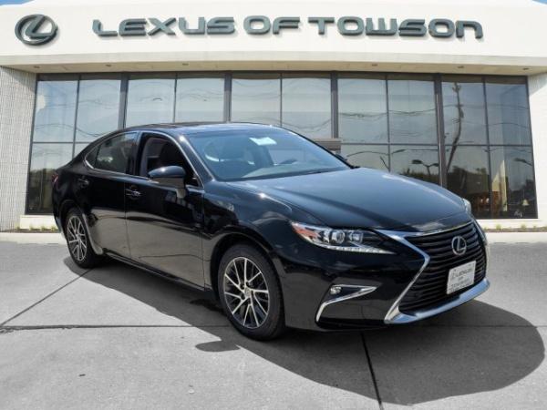 2016 lexus es es 350 for sale in towson, md | truecar