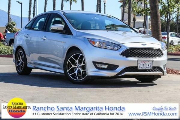 2016 Ford Focus in Rancho Santa Margarita, CA