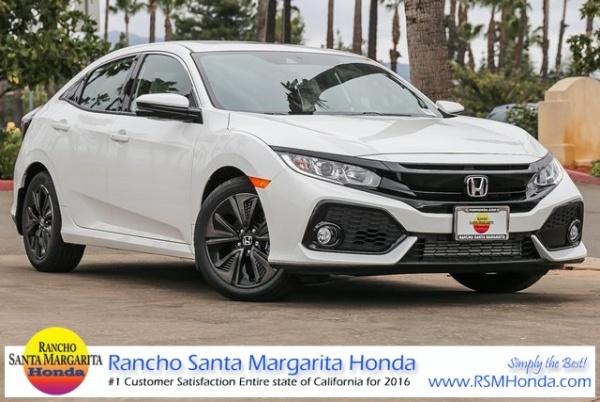 2019 Honda Civic EX-L Navi