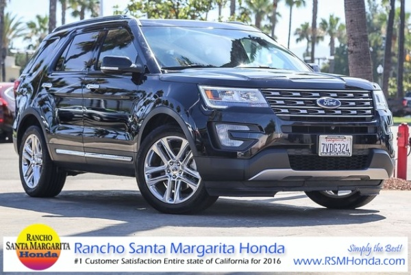 2017 Ford Explorer in Rancho Santa Margarita, CA