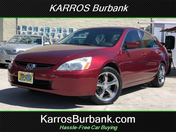 2004 Honda Accord in Burbank, CA