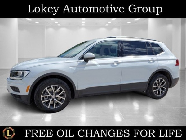 2019 Volkswagen Tiguan in Port Richey, FL