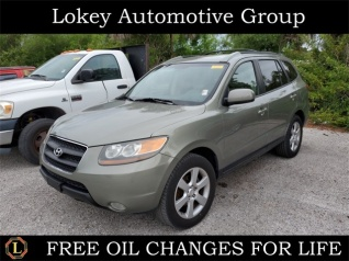 2007 Hyundai Santa Fe Limited With Xm Fwd Automatic For In Port Richey Fl