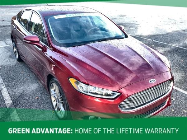 2016 Ford Fusion in Greensboro, NC