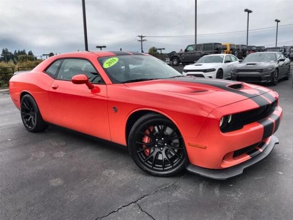 2016 Dodge Challenger in Tacoma, WA