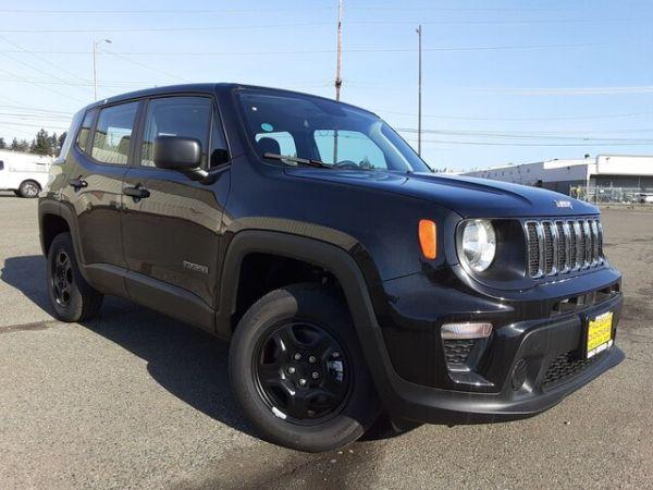 2020 Jeep Renegade in Tacoma, WA