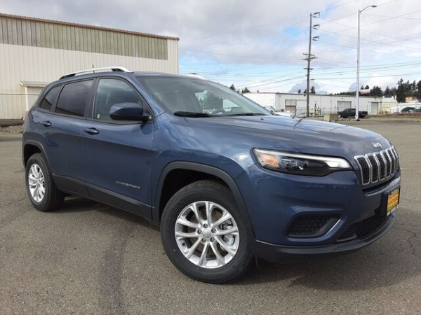 2020 Jeep Cherokee in Tacoma, WA