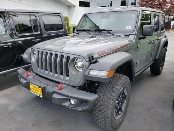 2019 Jeep Wrangler in Tacoma, WA