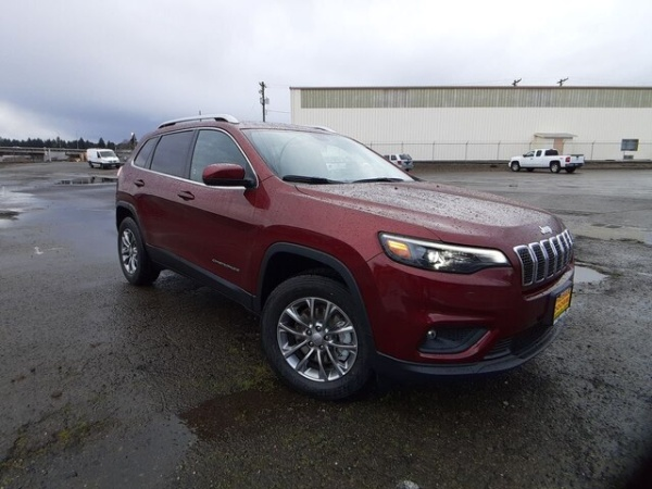 2020 Jeep Cherokee in Tacoma, WA