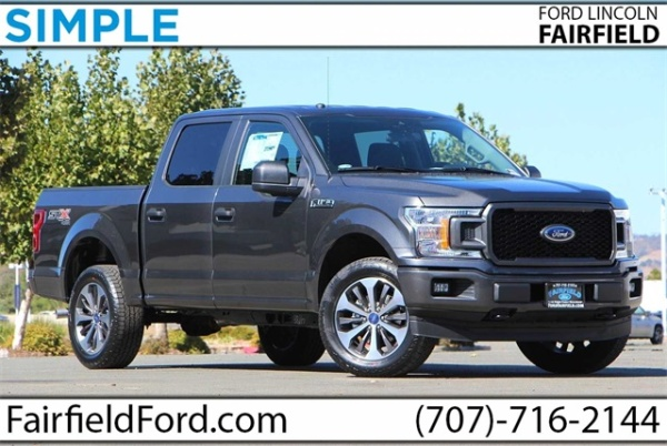 2019 Ford F-150 in Fairfield, CA