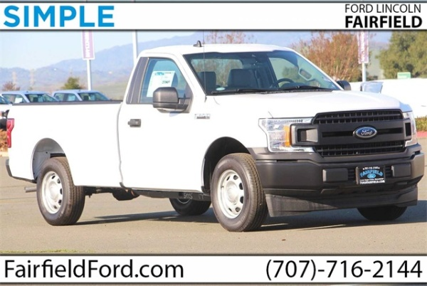 2020 Ford F-150 in Fairfield, CA