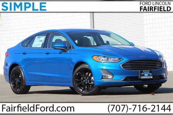 2020 Ford Fusion in Fairfield, CA