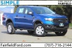 2020 Ford Ranger XL 4WD SuperCrew 5' Box for Sale in Fairfield, CA