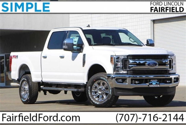 2019 Ford Super Duty F-250 in Fairfield, CA