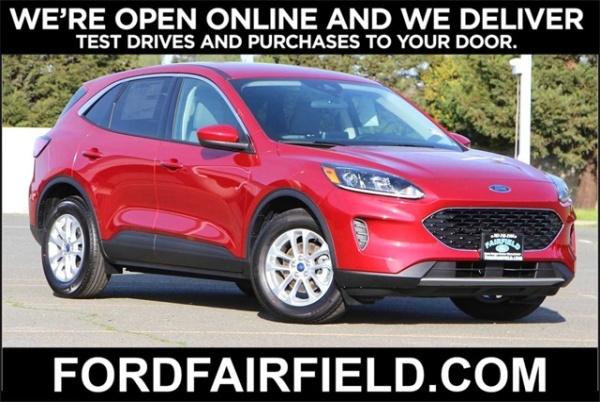 2020 Ford Escape in Fairfield, CA